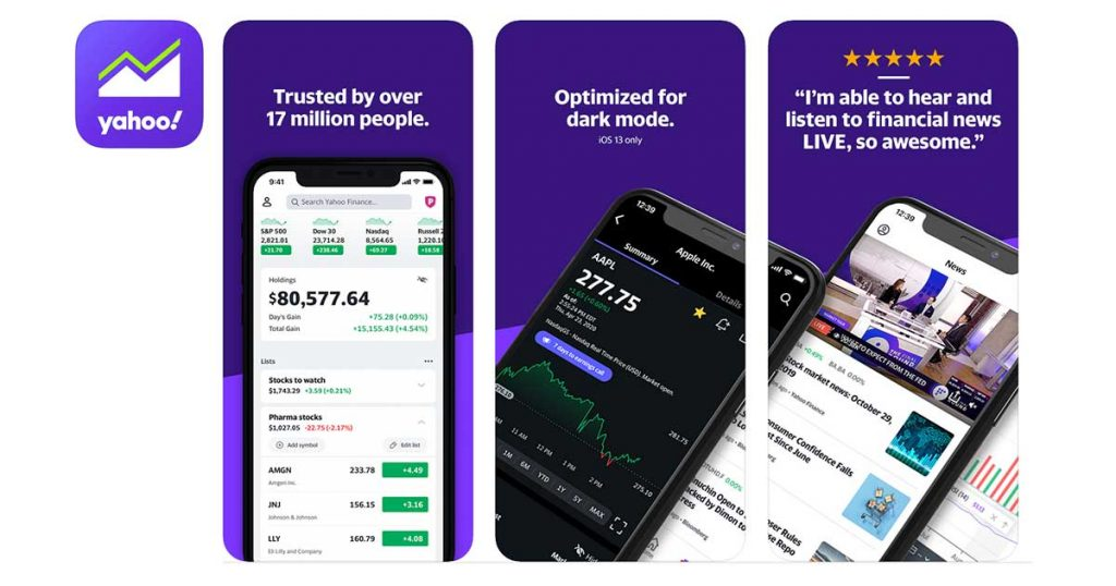 invertir en bolsa app
