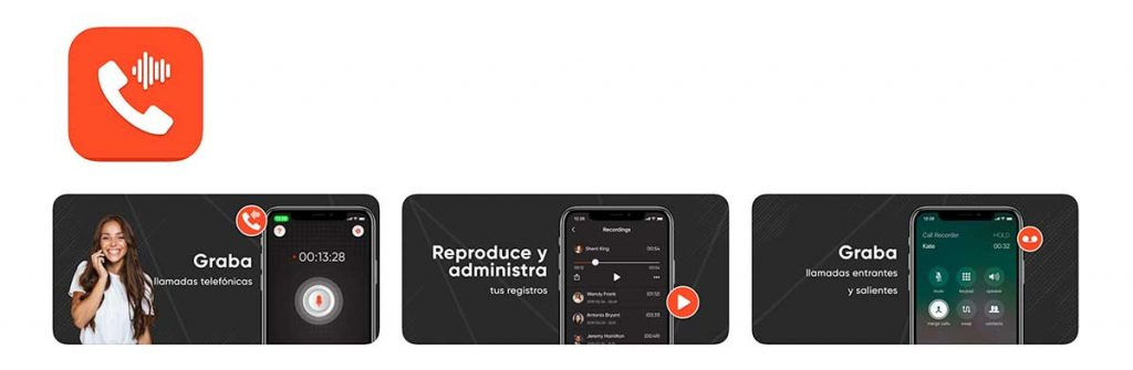 app para grabar llamadas iphone