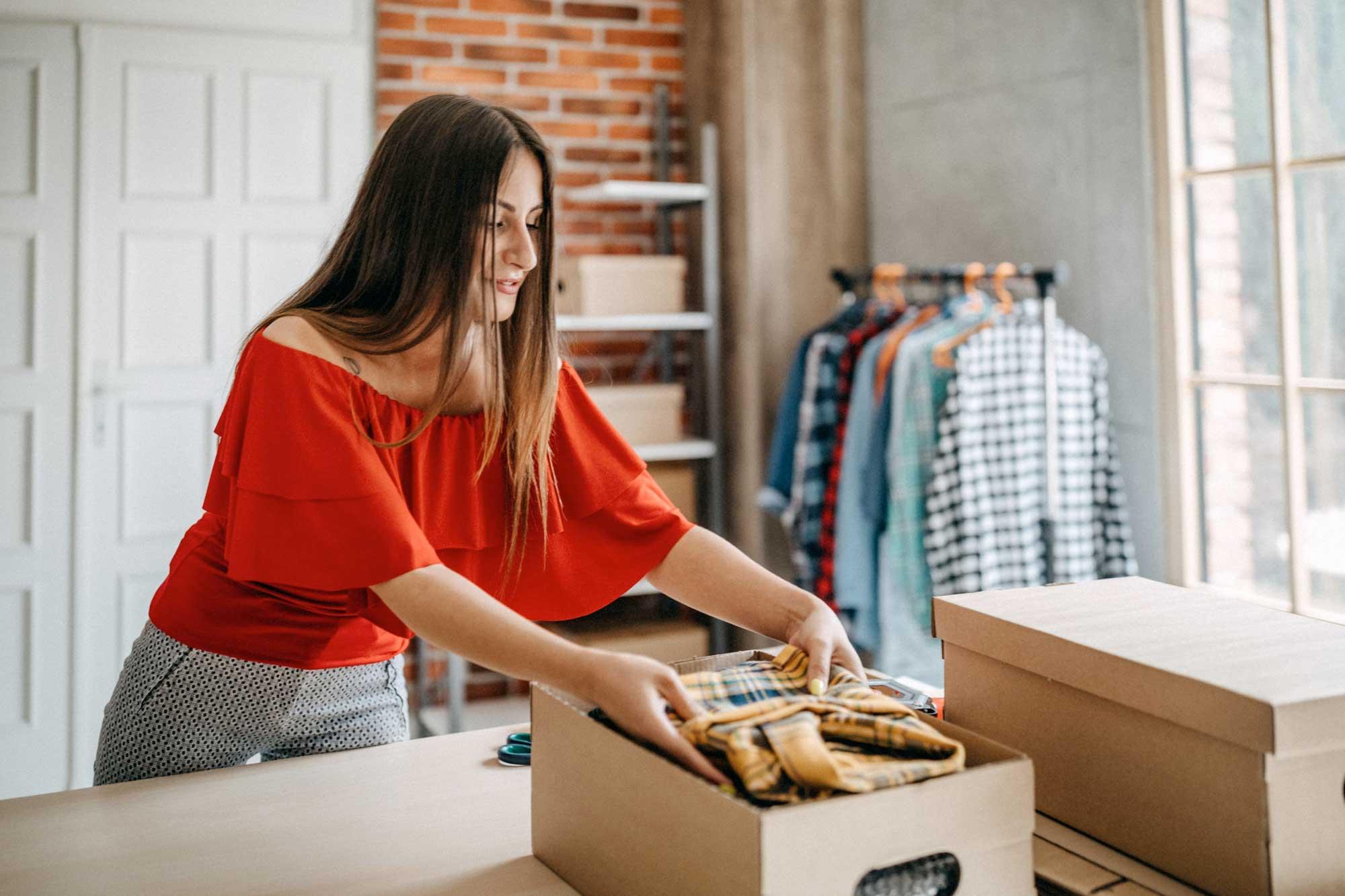 aplicaciones para vender ropa por telefono