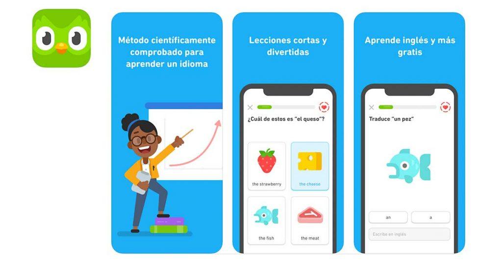 app para aprender ingles facil