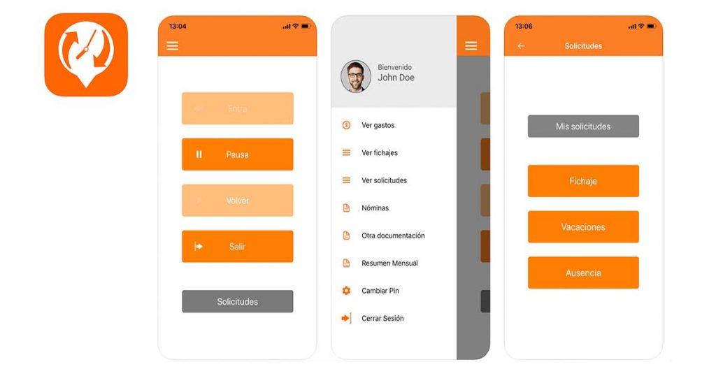 app para control horario en el trabajo