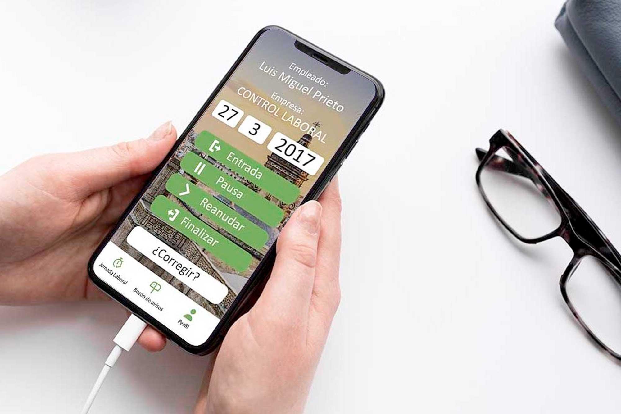 app para fichar en el trabajo